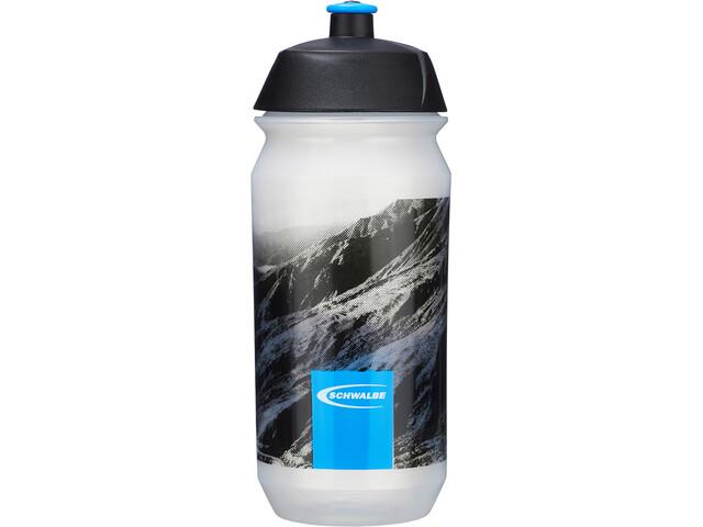 SCHWALBE Water Bottle 500ml transparent